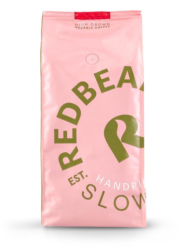Redbeans - Gold Dark Roast - 1000g