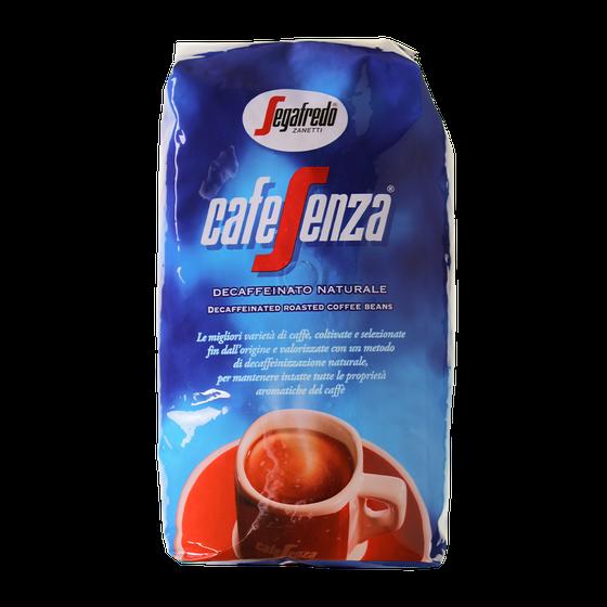 Segafredo - koffiebonen - CafeSenza Cafeïnevrij