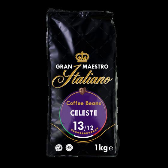 gran maestro italiano celeste koffiebonen
