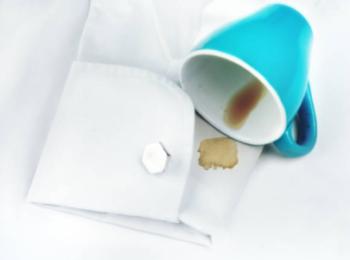 koffievlek verwijderen