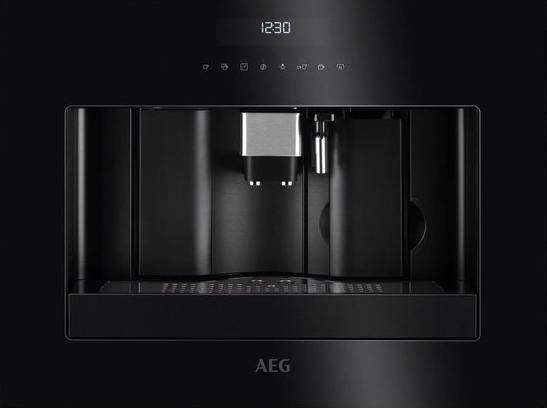 AEG inbouw koffiemachine